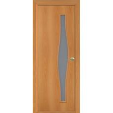 Межкомнатная дверь Леском Волна ДО