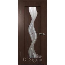 Межкомнатная дверь Green Line ГЛ Сигма 42