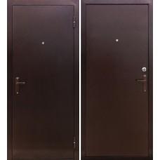 Входная дверь Тайгер Оптима металл/металл