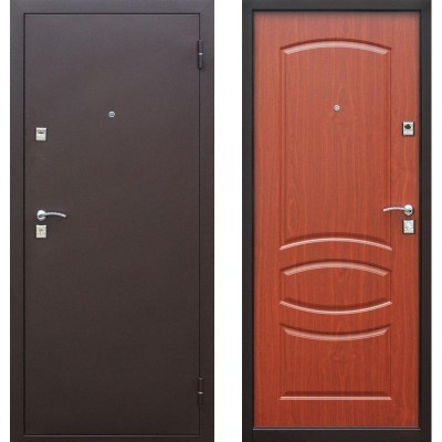 Входная дверь Kaiser Стройгост 7-2 Итальянский орех