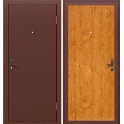 Входная дверь Kaiser Стройгост 5-1 Mini Золотистый дуб